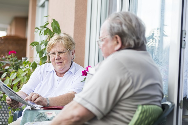 Betreutes Seniorenwohnen Merseburg