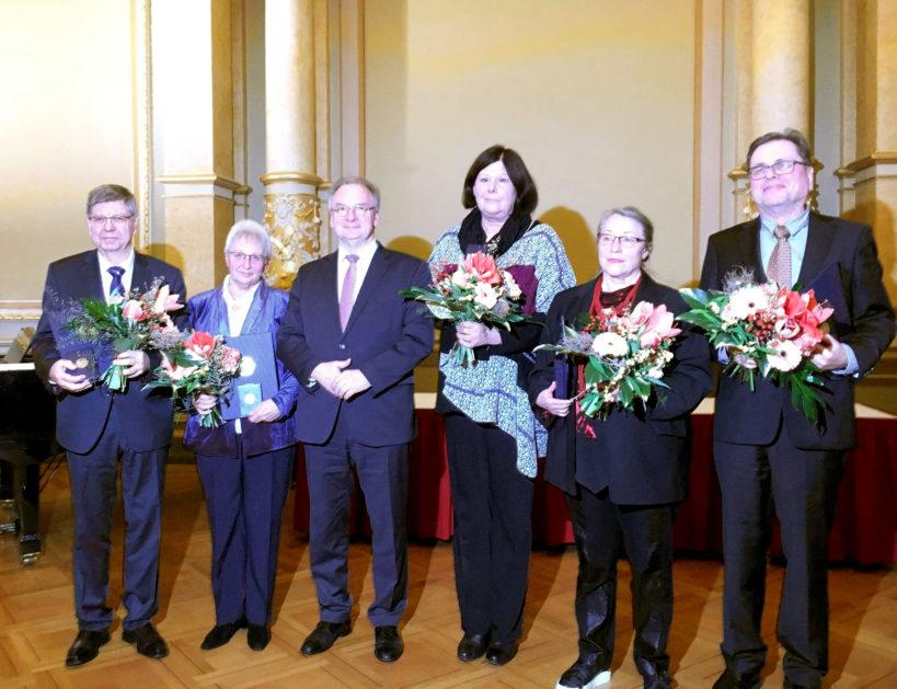 AWO Präsidentin Barbara Höckmann erhält Bundesverdienstorden