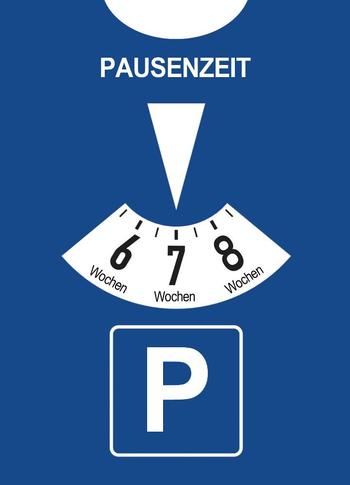 Parkuhr-Symbol