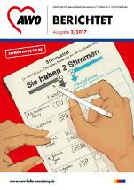 Titelblatt AWO BERICHTET 3/2017