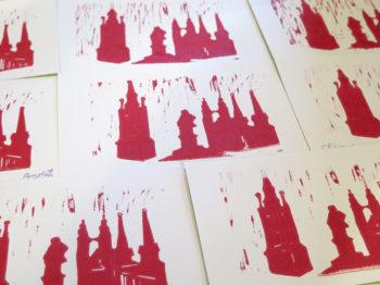 Gedrucktes aus der Druckwerkstatt