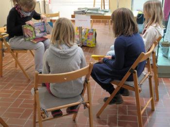 Ein Besuch im Kinderliteraturcafé